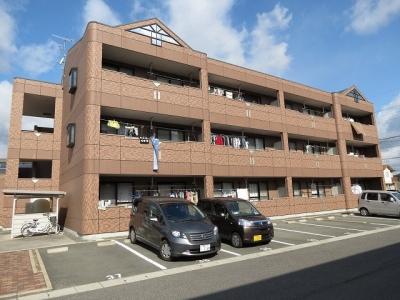 新倉敷駅前5丁目「N-グランドール」 3LDK 賃料¥77,000