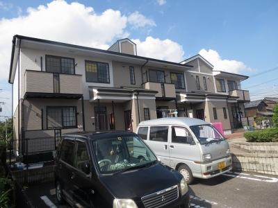 玉島上成「サニースクエア」 3DK 賃料¥50,000