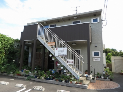 玉島勇崎「レガーロ」 1LDK 賃料¥50,000