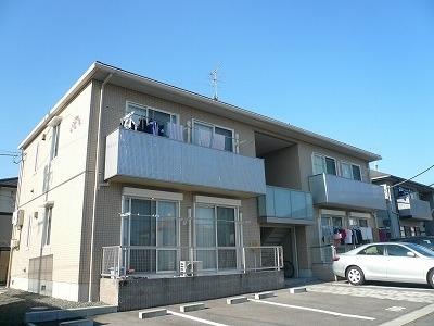 玉島八島「ビットミストラルC」 2LDK 賃料¥59,000