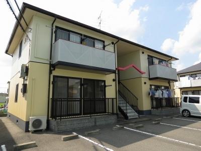 玉島八島「ビットミストラルB」 2K 賃料¥43,000