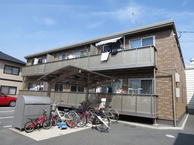 玉島八島「パインツリーF」 3LDK 賃料¥68,000