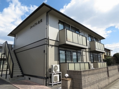 金光町占見「ミレニアム金光A」 2DK 賃料¥38,000