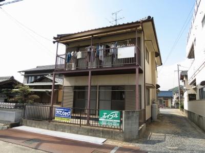 玉島乙島「滝澤アパート」 3K 賃料¥50,000