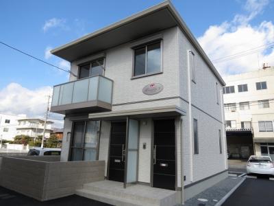 玉島中央町2丁目「ワサンタ」 1SLDK 賃料¥60,000