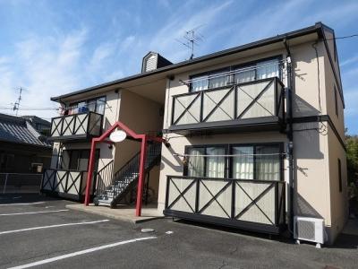 玉島八島「メイフルカーサ」 2K 賃料¥43,000