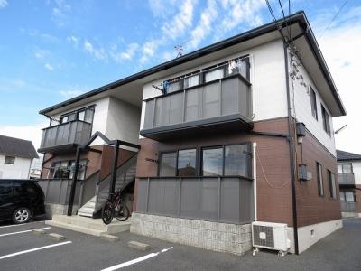 玉島長尾「ロンクーA」 2K 賃料¥47,000