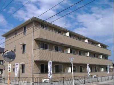 玉島乙島「メルベーユB」 2DK 賃料¥51,000