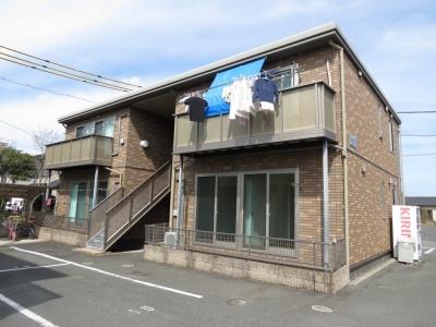 玉島乙島「ウィズ司A」 2LDK 賃料¥55,000
