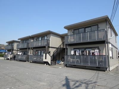 玉島乙島「ツインヴィレッジⅠ」 3DK 賃料¥52,000