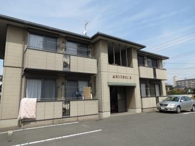 新倉敷駅前5丁目「エストリオンA」 2LDK 賃料¥63,000