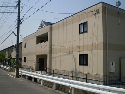 玉島爪崎「アップフィールド新倉敷」 1K 賃料¥46,000