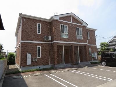 金光町占見新田「アプローズA」 2LDK 賃料¥58,500