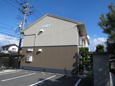 玉島八島「プレジール平田」 3DK 賃料¥43,000