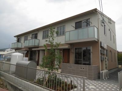 玉島爪崎「ウェイノール」 2LDK 賃料¥66,000