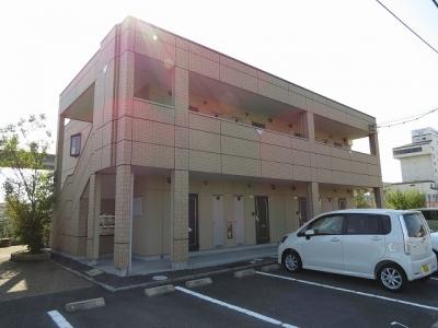 新倉敷駅前5丁目「ピア チェーレ」 1K 賃料¥46,000