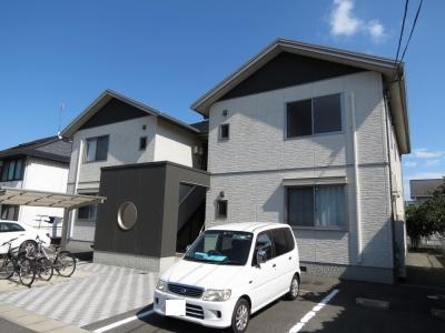 玉島八島「リヴ・ノワール」 2DK 賃料¥55,000